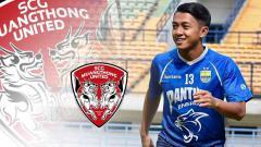 Indosport - Ke Muangthong United, Febri Hariyadi Bakal Setim Sama 4 Musuh Besar Indonesia.