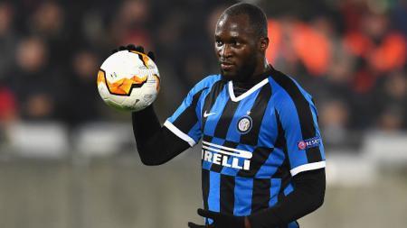 Butuh alternatif untuk Romelu Lukaku dan gantikan Lautaro Martinez kelak, Inter Milan meminta satu hal ke Manchester United. - INDOSPORT