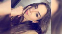 Model cantik, Natalia Velez yang memiliki tubuh seksi dan dulu sempat dikabarkan menjadi wanita simpanan dari penyerang asal Kolombia, Radamel Falcao.