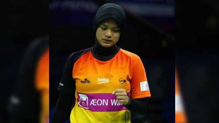 Begini cerita eks pemain tunggal putri pelatnas, Ghaida Nurul Ghaniyu yang memilih meninggalkan Indonesia dan menjadi rebutan empat negara. - INDOSPORT