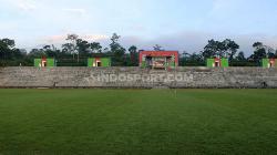 Pembangunan Stadion Kebo Giro Boyolali.