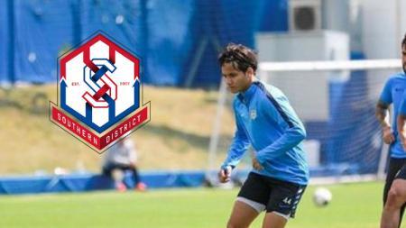 Berikut profil klub Liga Primer Hong Kong 2020 Southern District FC, tim anyar putra pelatih PSS Sleman Dejan Antonic, yakni Stefan Antonic. - INDOSPORT