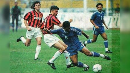 Berikut ini ada jawara Liga Champions eropa, juga termasuk AC Milan yang pernah permak kontestan Liga 1 2020 Persib Bandung. - INDOSPORT