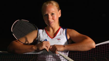Mantan pemain badminton asal Inggris, Gail Emms. - INDOSPORT