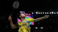 Indosport - Federasi Bulutangkis Dunia (BWF) menyebut pebulutangkis Indonesia, Anthony Sinisuka Ginting sebagai salah satu pemilik serangan memastikan di tunggal putra.