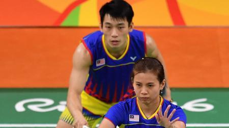 Keputusan pasangan peraih medali perak Olimpiade Rio 2016, Chan Peng Soon/Goh Liu Ying hengkang dari BAM mendapat sorotan dari media China. - INDOSPORT