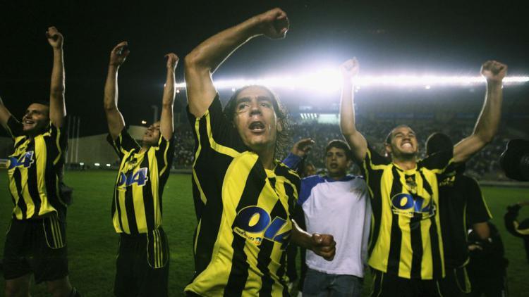 Skuat Beitar Jerusalem FC di tahun 2006 Copyright: Uriel Sinai/Getty Images