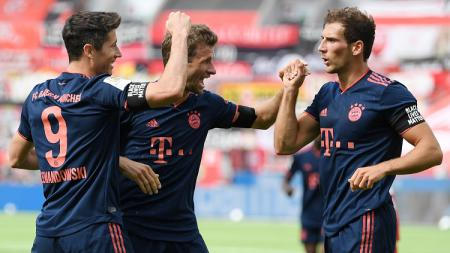 Pelatih klub Bundesliga Jerman, Bayern Munchen, Hans-Dieter Flick, ingin final DFB-Pokal dihadiri penonton. - INDOSPORT