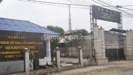 Kompleks PPLP Sumut di Medan. - INDOSPORT