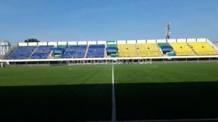 Manajemen PSIS Semarang memiliki komitmen yang kuat bahwa mereka tetap mempersiapkan Stadion Citarum supaya siap untuk dijadikan homebase di kompetisi Liga 1. - INDOSPORT