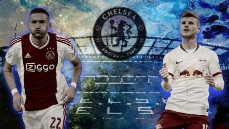 Jelang Liga Champions, Chelsea merasa diuntungkan dengan peraturan baru yang ditetapkan UEFA. - INDOSPORT