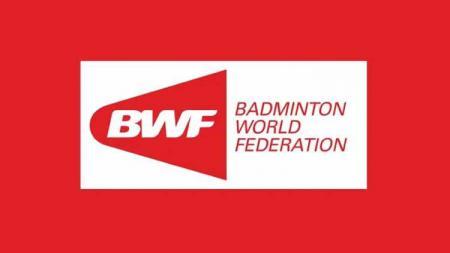 BWF Logo. - INDOSPORT