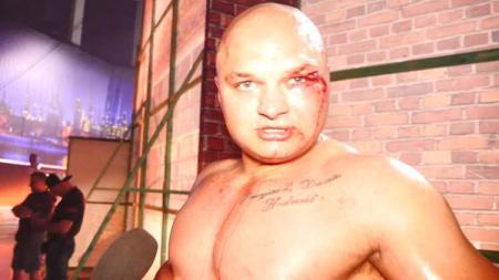 Petarung Bare Knuckle Fighting Championship (BKFC) atau tinju tanpa sarung bernama Krystian Kuzma baru-baru ini menghebohkan media sosial. - INDOSPORT