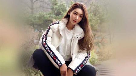 Nam Eun-ju adalah ring girl MMA One Championship asal Korea Selatan yang penuh dengan karisma. Berikut deretan pesona Nam Eun-ju. - INDOSPORT