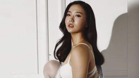 Model sekaligus trainer fitness, Minchae Seung, telah terkenal sebagai salah satu model seksi asal Korea Selatan yang memiliki tubuh aduhai. - INDOSPORT