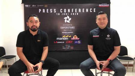 Sebanyak 72 pemain sepak bola Indonesia akan kembali berkompetisi di turnamen eSports. - INDOSPORT