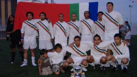 Mengenal Timnas Maluku Selatan, bagian dari negara Indonesia yang pernah menjuarai kompetisi sepak bola di benua Eropa. - INDOSPORT