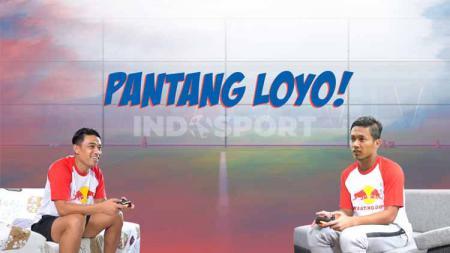 Penikmat sepak bola Indonesia masih bisa menikmati suguhan pertandingan menarik antara dua pemain, yakni Benny Wahyudi dan Dendi Santoso. - INDOSPORT