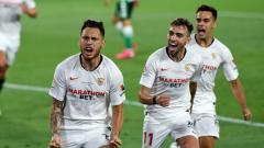 Indosport - Sevilla memburu tiket Liga Champions saat hadapi Real Mallorca yang menghindari degradasi di jadwal pertandingan LaLiga Spanyol, Senin (13/07/20) dini hari WIB.
