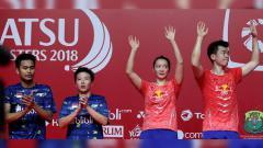 Indosport - Perbedaan pola latihan yang diterapkan oleh tim bulutangkis China dan Indonesia menjadi sorotan media Negeri Tirai Bambu.