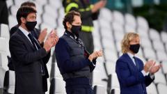 Indosport - Presiden Juventus, Andrea Agnelli dan bos Napoli, Aurelio De Laurentiis berencana untuk memboikot jeda internasional.
