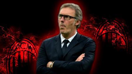 Laurent Blanc, pelatih asal Prancis ini, punya sejumlah formasi andalan yang bisa diterapkannya jika nanti melatih AC Milan. - INDOSPORT