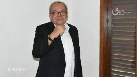 Klub promosi Liga 2 2020, AA Tiga Naga, menyebut baik dengan terpilihnya Ahmad Hadian Lukita sebagai Direktur Utama (Dirut) baru PT Liga Indonesia Baru (LIB). - INDOSPORT