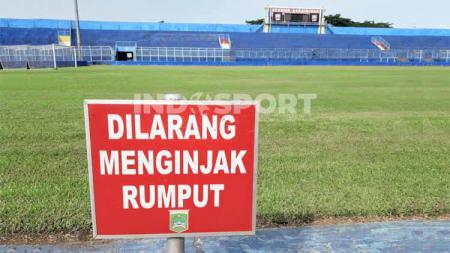 Ketua Panpel Arema FC, Abdul Haris, bersikap terbuka atas peluang digunakannya Stadion Kanjuruhan sebagai markas bagi tim lain untuk lanjutan Liga 1 2020. - INDOSPORT
