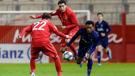 Klub Bundesliga Jerman, Bayern Munchen, kini sudah mulai fokus membina para pemain mudanya. - INDOSPORT
