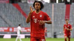 Indosport - Joshua Zirkzee, salah satu pemain incaran Juventus dari Bayern Munchen.