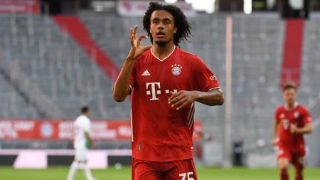 Joshua Zirkzee, salah satu pemain incaran Juventus dari Bayern Munchen. - INDOSPORT