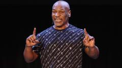 Indosport - Mantan atlet tinju, Mike Tyson.