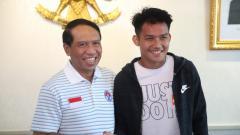 Indosport - Meski melonjak diketahui kalau nilai transfer pemain FK Radnik Surdulica Witan Sulaeman berbeda jauh dari wonderkid Persebaya Surabaya Muhammad Supriadi.