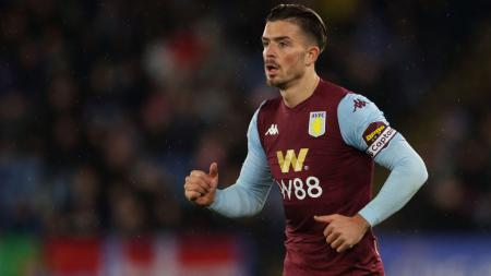 Jack Grealish - INDOSPORT