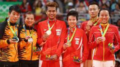 Indosport - Eks pebulutangkis spesialis ganda Zhao Yunlei diklaim media China lebih hebat dari legenda bulutangkis Indonesia, Liliyana Natsir.