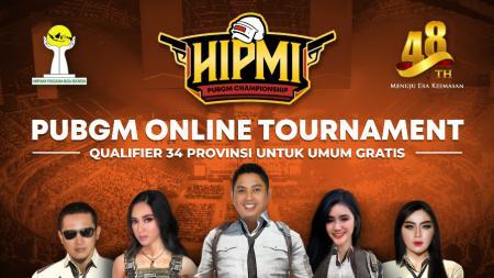 HIPMI gelar turnamen online PUBG Mobile dengan hadiah ratusan juta rupiah. - INDOSPORT