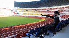 Indosport - Suporter pendukung PSIS Semarang, Panser Biru ingin keresahannya terkait Stadion Jatidiri didengar oleh manajemen klub.