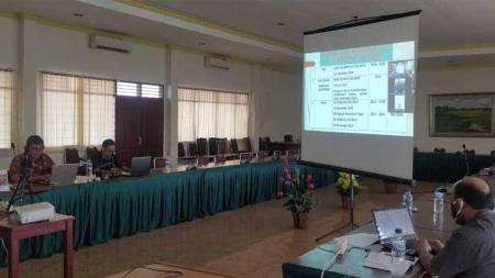 Pandemi virus corona tidak mengurangi semangat KONI Kabupaten-Kota se-Sumatera Utara (Sumut) dalam menggerakkan roda organisasi olahraga. - INDOSPORT