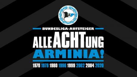 Berikut ini sekilas profil Arminia Bielefeld, klub yang sempat terlibat match fixing (pengaturan skor pertandingan) dan kini promosi ke Bundesliga. - INDOSPORT
