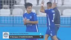 Indosport - Witan Sulaeman jalani debut perdana bersama FK Radnik Surdulica pada ajang SuperLIga Serbia 2019-20, Sabtu (13/06/20).