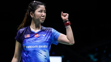 Tidak menganggap Putri Kusuma Wardani Spesial, pebulutangkis tunggal putri  Malaysia, Soniia Cheah mendapat sorotan dari media internasional asal China. - INDOSPORT