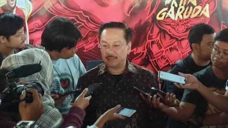 Syarif Bastaman dan Kronologi Ancaman Satgas Timnas ke Shin Tae-yong - INDOSPORT