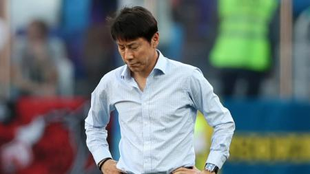 Saat Timnas Korea Selatan ditangani Shin Tae-yong, Son Heung-min dan Ki Sung-yueng pernah berperan mengelabui mata-mata tim Eropa. - INDOSPORT
