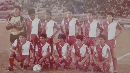 Timnas Indonesia U-16 di Piala Asia Pelajar 1986. - INDOSPORT