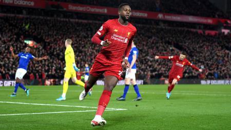 Supersub andalan The Reds, Divock Origi disebut memuakkan usai Liverpool disikat Burnley dalam laga lanjutan Liga Inggris. - INDOSPORT