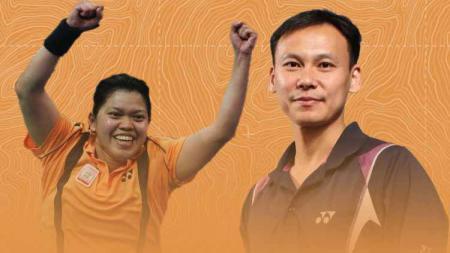 Sukses meraih medali di gelaran sebesar Olimpiade, dua eks pebulutangkis ini nyatanya memutuskan untuk pindah dari Indonesia karena keadaan, siapa saja? - INDOSPORT