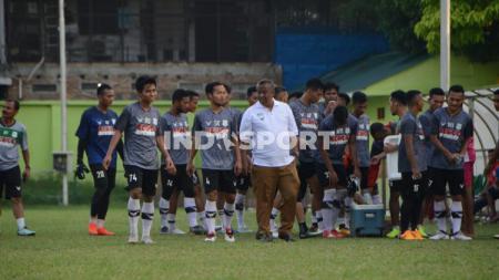 Klub Liga 2 2020, PSMS Medan, tetap akan menerapkan penggajian 25 persen kepada pemain, pelatih dan ofisial tim, untuk gaji bulan Juli dan Agustus nanti. - INDOSPORT