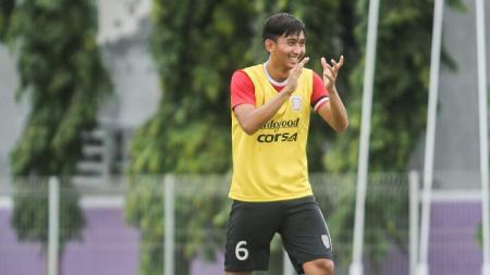 Wonderkid Bali United U-20, I Komang Tri Arta sudah rindu kembali berkompetisi dalam Elite Pro Academy (EPA) Liga 1 - INDOSPORT