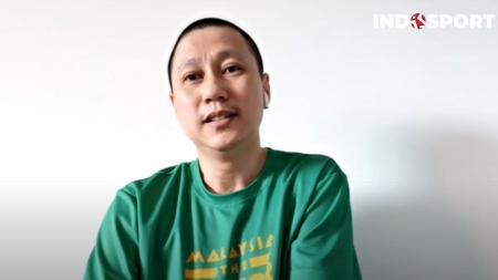 Ditunjuk sebagai pelatih kepala tunggal putri dan pelatih tunggal putra oleh Asosiasi Bulutangkis Malaysia (BAM), Indra Wijaya ceritakan transisinya. - INDOSPORT