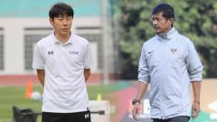 Indosport - PSSI akan mengirim Timnas U-19 ke SEA Games 2021 seperti yang dilakukan Malaysia, Indra Sjafri menyatakan hal itu kemungkinan tidak akan terjadi.